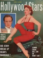 Hollywood Stars Magazine [United States] (April 1956)