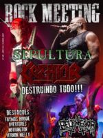 Rock Meeting Magazine [Brazil] (March 2017)