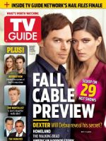TV Guide Magazine [United States] (1 October 2012)