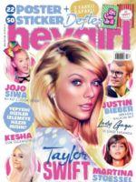 Hey Girl Magazine [Turkey] (October 2017)