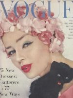 Vogue Magazine [United States] (June 1958)