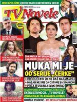 TV Novele Magazine [Serbia] (14 May 2018)
