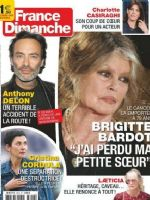 France-Dimanche Magazine [France] (17 October 2019)
