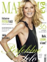 Madame Eva Magazine [Slovakia] (May 2015)