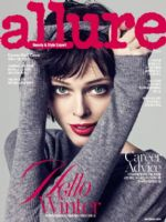 Allure Magazine [South Korea] (November 2014)