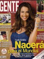 Gente Magazine [Mexico] (March 2014)