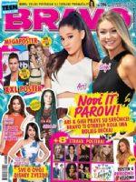 Bravo Magazine [Serbia] (1 June 2016)