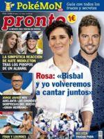 Pronto Magazine [Spain] (17 September 2016)