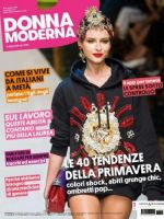 Donna Moderna Magazine [Italy] (18 January 2017)