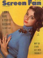Screen fan Magazine [United States] (April 1954)