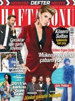 Haftasonu Magazine [Turkey] (30 December 2015)