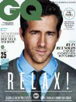 GQ Magazine [Germany] (September 2015)