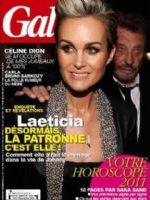 Gala Magazine [France] (16 December 2010)