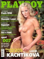 Playboy Magazine [Czech Republic] (December 2002)