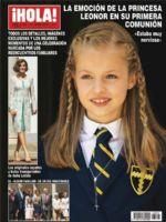 Hola! Magazine [Spain] (28 May 2015)