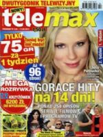 Tele Max Magazine [Poland] (4 April 2014)