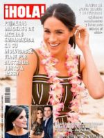 Hola! Magazine [Mexico] (1 November 2018)