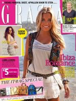 Grazia Magazine [Netherlands] (18 September 2014)