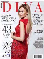 Diva Magazine [Croatia] (November 2018)