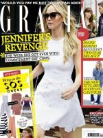 Grazia Magazine [United Kingdom] (13 July 2015)