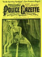 Police Gazette Magazine [United States] (6 October 1928)