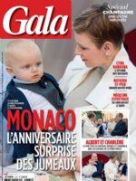 Gala Magazine [France] (16 December 2015)