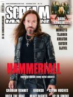 Scream Magazine [Norway] (November 2016)