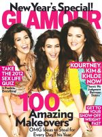 Glamour Magazine [United States] (January 2012)