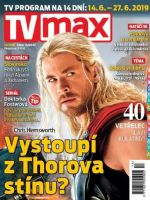 TV Max Magazine [Czech Republic] (14 June 2019)