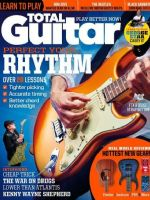 Total Guitar Magazine [United Kingdom] (July 2017)