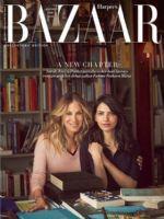 Harper's Bazaar Magazine [United Kingdom] (August 2018)