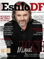 Estilo Df Magazine [Mexico] (10 November 2014)