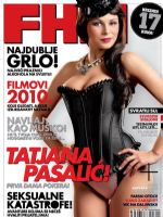 FHM Magazine [Croatia] (March 2010)
