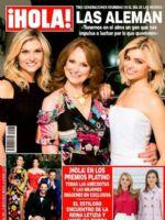 Hola! Magazine [Mexico] (10 May 2018)