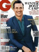 GQ Magazine [South Africa] (June 2015)