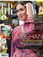 Grazia Magazine [United Kingdom] (15 July 2019)