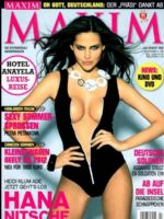 Maxim Magazine [Germany] (August 2010)