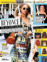 Grazia Magazine [United Kingdom] (12 September 2016)