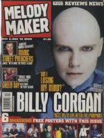 Melody Maker Magazine [United Kingdom] (6 November 2000)