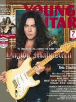 Young Guitar Magazine [Japan] (July 2016)