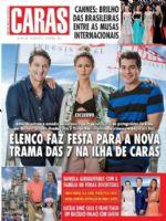 Caras Magazine [Brazil] (2 June 2017)