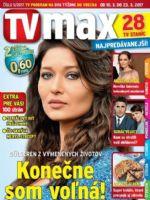 TV Max Magazine [Slovakia] (10 March 2017)