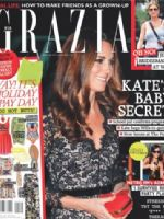 Grazia Magazine [South Africa] (30 November 2012)