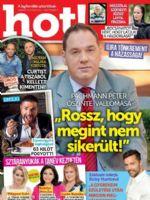 HOT! Magazine [Hungary] (30 August 2018)
