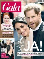 Gala Magazine [Germany] (17 May 2018)