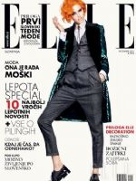 Elle Magazine [Slovenia] (December 2011)