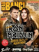 Headbang Magazine [Turkey] (October 2015)