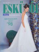 Esküvői Divat Magazine [Hungary] (June 1998)