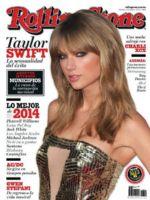 Rolling Stone Magazine [Mexico] (January 2015)