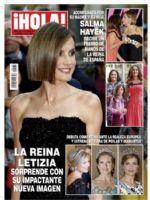 Hola! Magazine [Mexico] (29 April 2015)
